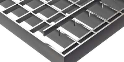 Области применения металлических решеток