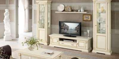 Универсальность итальянской мебели для гостиной