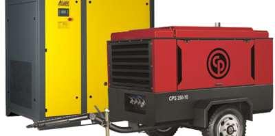 Отличия между стационарным и передвижным дизельным компрессором