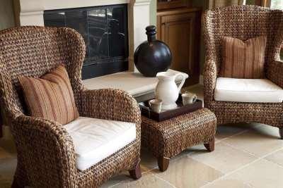 Мебель из ротанга – современное решение