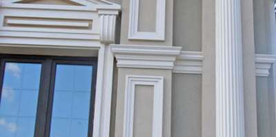Проектирование и монтаж архитектурного фасадного декора
