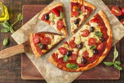Как готовили классическую пиццу