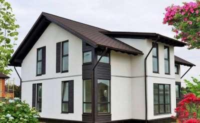 Каркасные дома: современное и совершенное домостроение