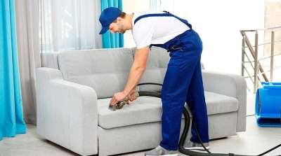 Способы для проведения химчистки мебели на дому