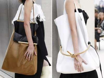 Актуальные разновидности женских сумок