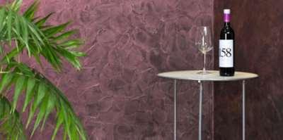 Цели применения декоративной краски для стен