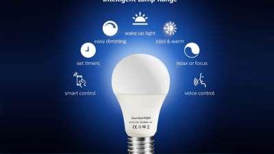 Принцип работы умных ламп для дома