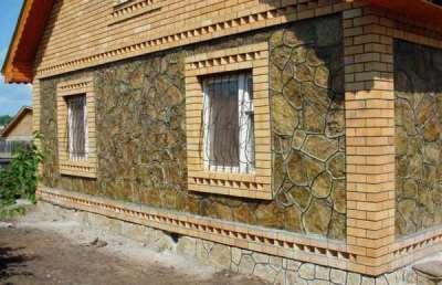 Долговечность натурального облицовочного камня