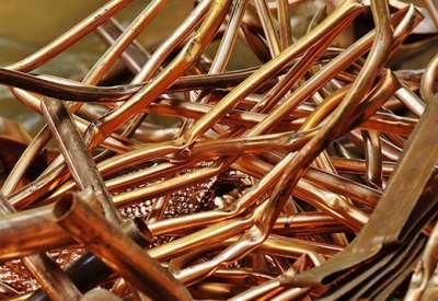 Особенности сдачи лома цветного металла