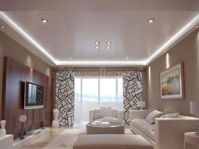 Натяжные потолки — эстетика с практичностью