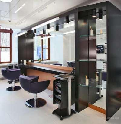 Специализированная мебель для салонов красоты и ее разновидности