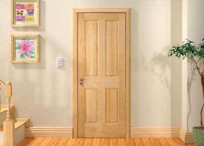 Лучшие достоинства дверных массивов из сосны