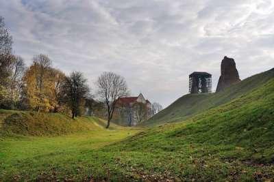 Прекрасный город Новогрудок в Белоруссии