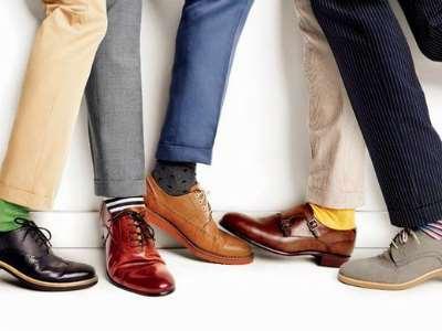 Как правильно выбрать мужские носки?