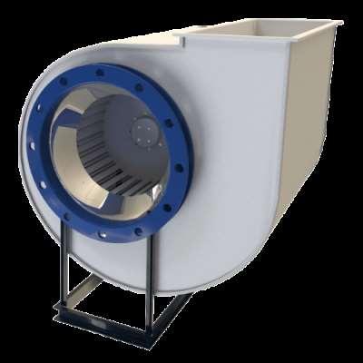 Типы промышленных вентиляторов
