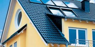 Кровельные работы в случае простой и сложной конструкции крыши