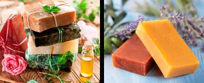 Необходимые компоненты для создания натурального мыла