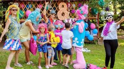 Веселье и радость на детском празднике благодаря аниматору