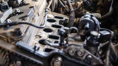 Ремонт двигателей Tiguan в Москве
